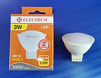 Светодиодная лампа MR16 3W GU5,3 LR-12