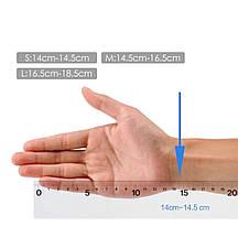 Перчатка для рисования NEO STAR для графического планшета размер M 14.5 см-16.5 см, фото 2