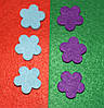 Высечка Цветок 5-лепестковый 387