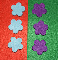 Высечка Цветок 5-лепестковый 387, фото 1