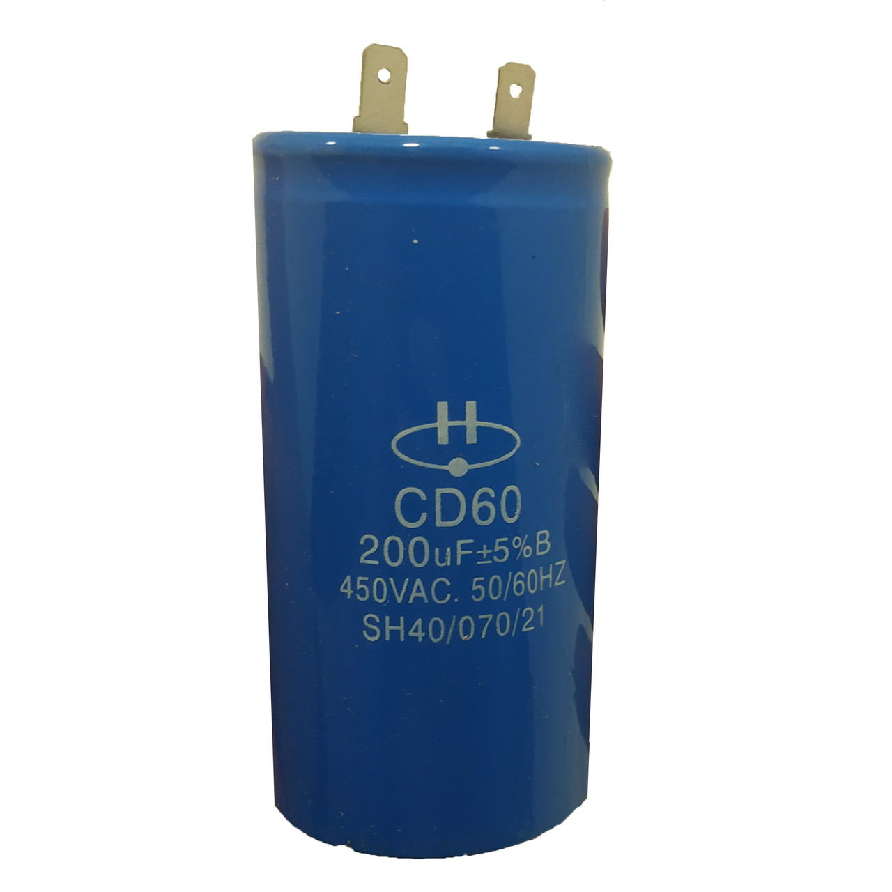 Пусковой конденсатор 200мкф 450В