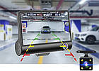 Автомобильный видеорегистратор на 3 камеры Recorder 4 Full HD обзор 170° ночное видения, авто регистратор, фото 10
