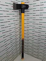 Колун (топор) для дров с усиленной ручкой. 3600г, ручка из стекловолокна (фибергласса).