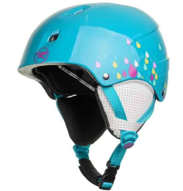 Шлем горнолыжный Rossignol Comp J Diva XS Blue