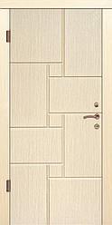 """Входная дверь для улицы """"Портала"""" (Элегант NEW RAL) ― модель Техас"""