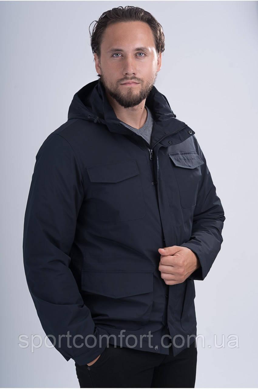 Куртка демисезонная мужская Freever т. синяя