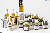 Олія оливкова першого віджиму з ломтиками сушеного білого трюфелю (0,5%) 100 мл спрей ПЕТ, фото 2