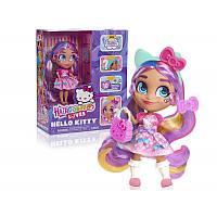 Кукла Hairdorables Loves Hello Kitty