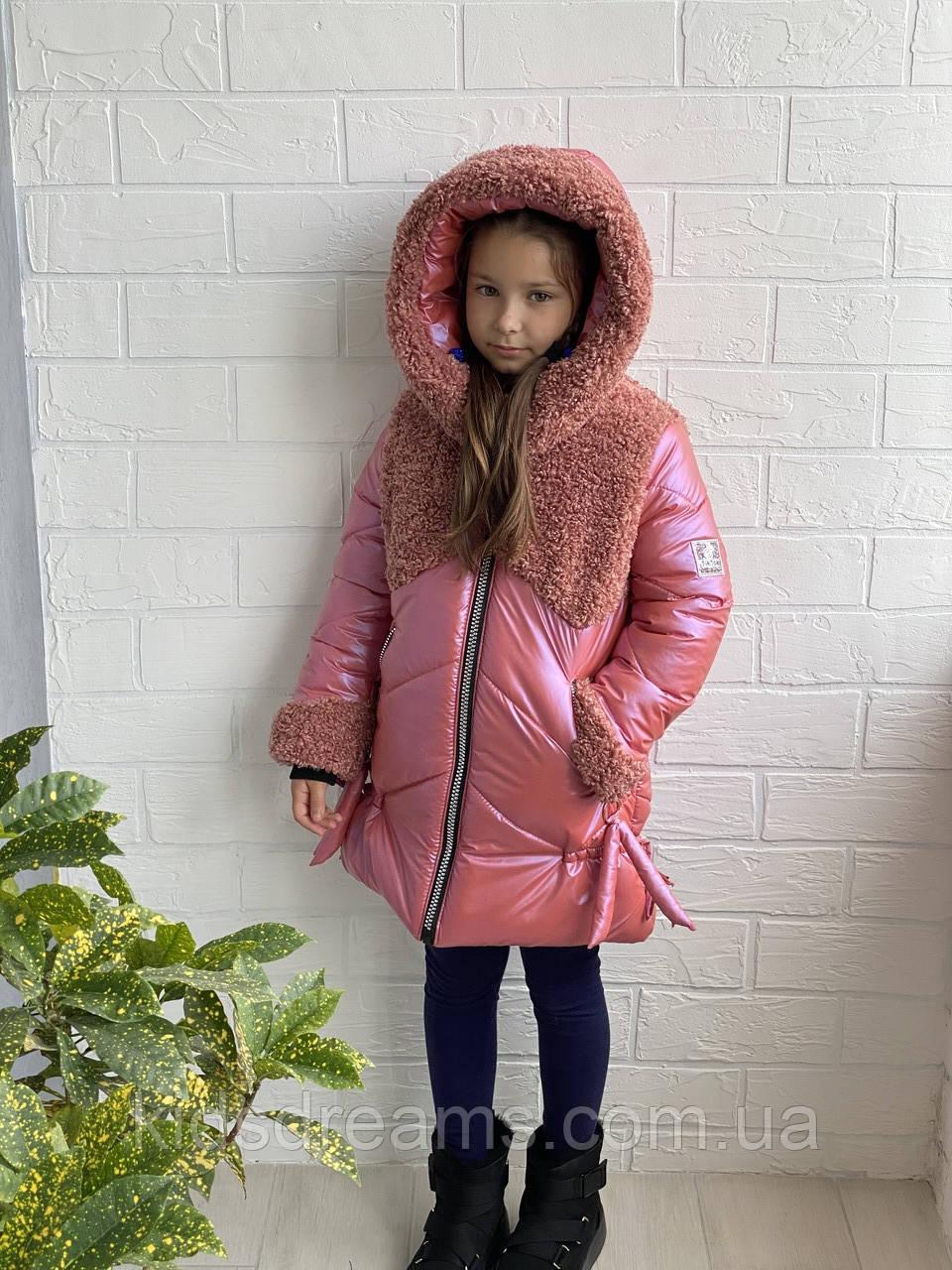 """Пальто для девочки""""Герда"""""""