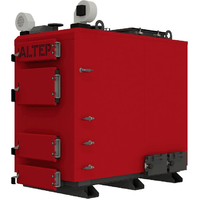 Твердотопливный котел АЛЬТЕП TRIO 250 кВт Фото-1