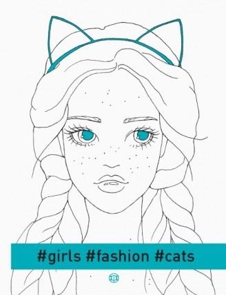 Книги для дозвілля. #girls#fashion#cats