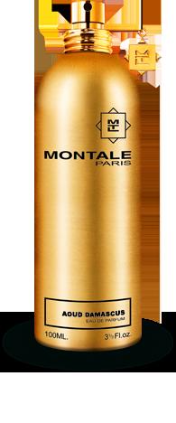 Женская парфюмированная вода Montale Aoud Damascus 100ml(test)