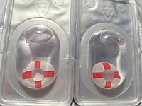 Белые контактные линзы для глаз. Белые линзы с красным крестиком. Цветные линзы для глаз. Крейзи линзы