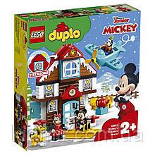 Конструктор LEGO Duplo 10889 Літній будиночок Міккі
