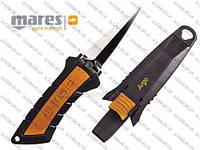 Нож для подводной охоты и дайвинга MARES ARGO
