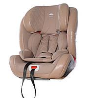 Детское автокресло CARRELLO Alto CRL-11805 ISOFIX Biege Lion от 9 до 36 кг группа 1-2-3   Автокрісло Каррелло