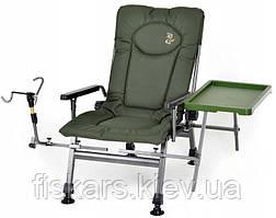 Кресло Elektrostatyk F5R ST/P NN со столиком и держателем удочки