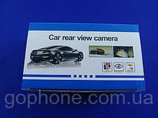 Автомобильная камера заднего вида  8LED белый, фото 2