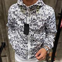 Мужская куртка Черепа SS-04, фото 1