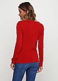 Женский   пуловер New York & Company красный,S, фото 2
