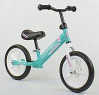 Велобег Беговел CORSO, колеса EVA 12 17008 мятный Т