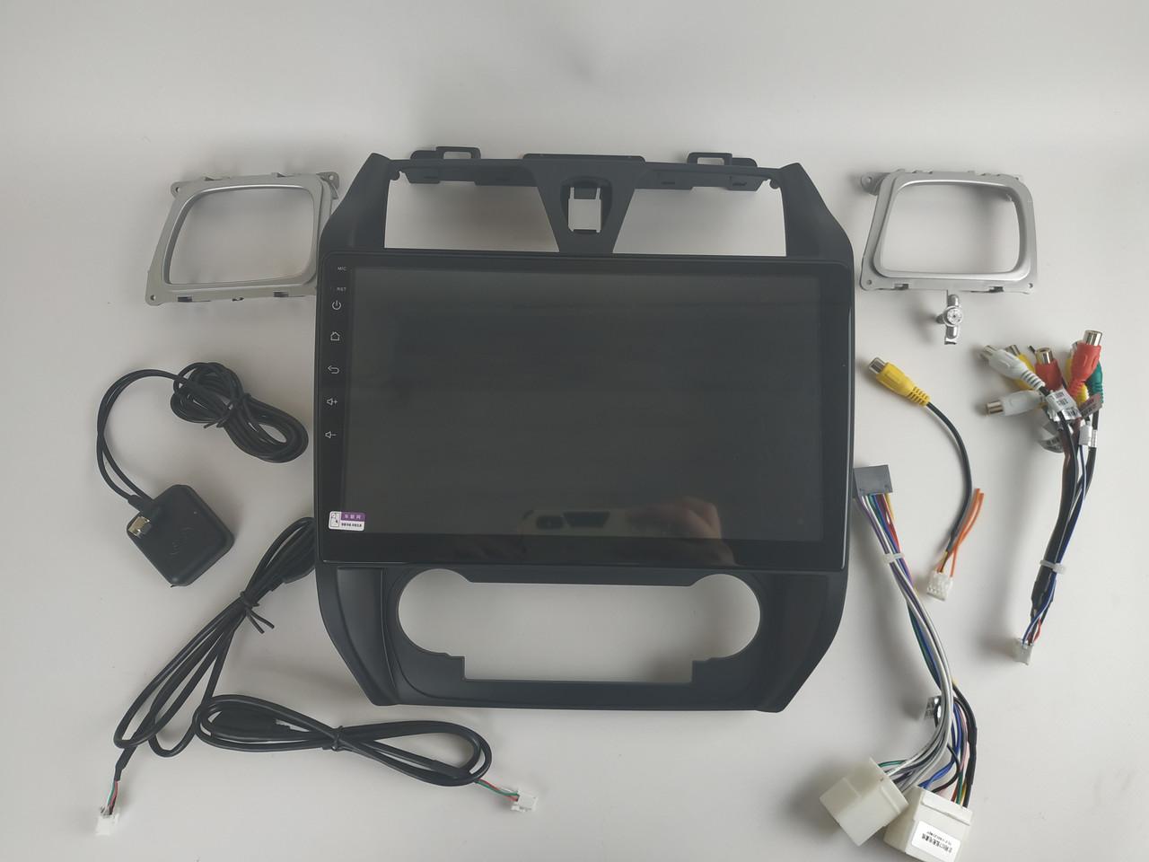 Штатная Android Магнитола на Geely Emgrand 7 2012-2015 Model P6/P8-solution (М-ДЖЕ-10-4Ж)