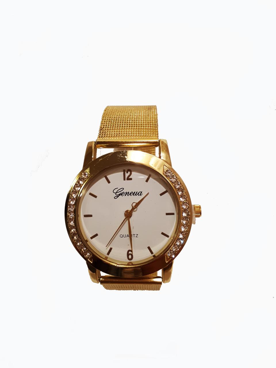 Часы женские Geneva Afina Белые (GA-0325W)
