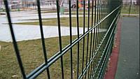 Сетка для ограждений Дуос Зелёная Ø 5/4/5 1,43 / 2,50 м, фото 1