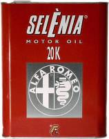 Полусинтетическое моторное масло Selenia 20K Alfa Romeo