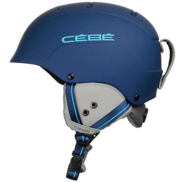 Шлем горнолыжный Cebe Contest L Blue
