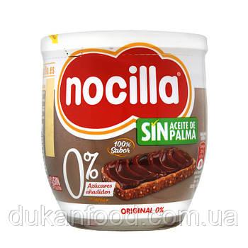 Паста шоколадно-ореховая Nocilla Оригинальная Без сахара, 190 г