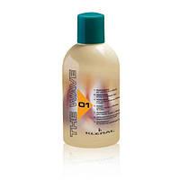 Лосьон для завивки трудноподдающихся волос Kleral System The Wave №01 300 мл