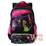 Рюкзак шкільний для дівчаток Winner 152, фото 4