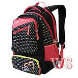 Рюкзак шкільний для дівчаток Winner 152, фото 6