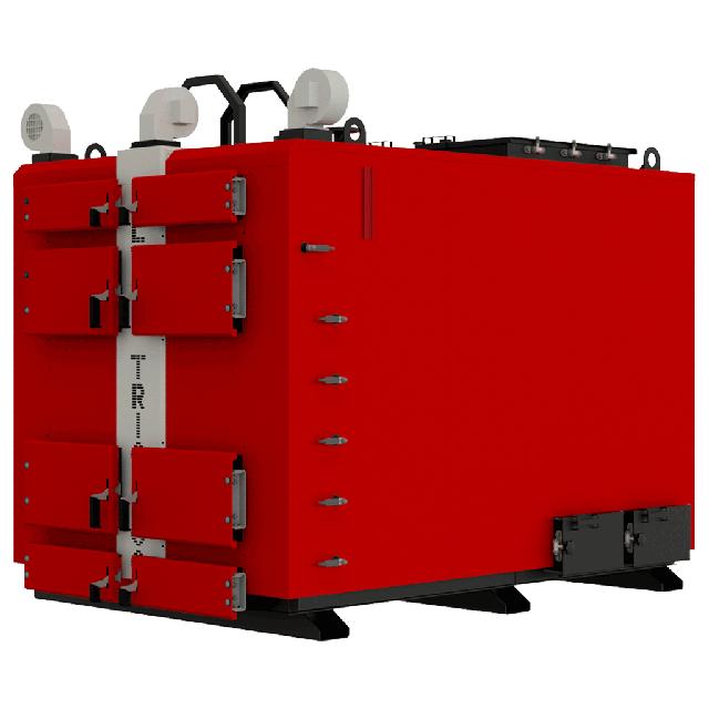 Твердотопливный котел АЛЬТЕП TRIO 500 кВт Фото-1