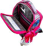 Шкільний ранець для дівчаток DeLune 11-026, фото 5
