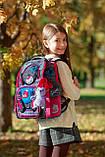Шкільний ранець для дівчаток DeLune 11-026, фото 8