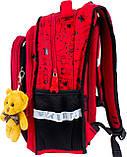 Рюкзак шкільний для дівчаток Winner 8019, фото 2