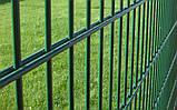 Сетка для ограждений Дуос Зелёная Ø 5/4/5 2,23 / 2,50 м, фото 2