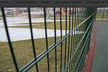 Сетка для ограждений Дуос Зелёная Ø 5/4/5 2,23 / 2,50 м, фото 3