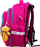 Рюкзак шкільний для дівчаток Winner One R2-161, фото 2