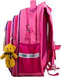 Рюкзак шкільний для дівчаток Winner One R2-166, фото 2