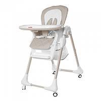 Детский стульчик для кормления CARRELLO Toffee CRL-9502/2 Бежевый (CRL-9502/2 Cream Beige)