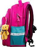 Рюкзак шкільний для дівчаток Winner One R3-221 Full Set, фото 3