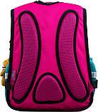 Рюкзак шкільний для дівчаток Winner One R3-221 Full Set, фото 5