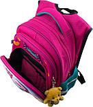 Рюкзак шкільний для дівчаток Winner One R3-221 Full Set, фото 6