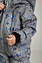 Детский светоотражающий демисезонный комбинезон на 2 года, фото 7