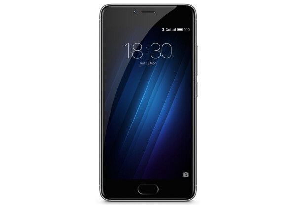 Смартфон Meizu m3s 32Gb Gray Stock А-