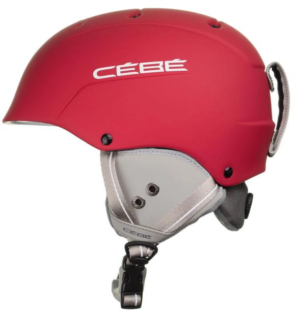 Шлем горнолыжный Cebe Contest S Pink