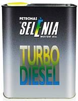 Полусинтетическое моторное масло Selenia 10w40 Turbo Diesel 2L